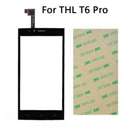 Náhradní dotyková obrazovka + rámeček pro THL T6 Pro