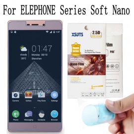 Ochranná folie pro Elephone M2 M3 G4 P6i / Super Nano - lepší než Tempered Glass