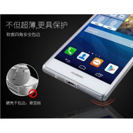 Pouzdro pro Huawei P8 Lite Honor 6 plus Mate 8 7 S 3X 4X 5X 3C lite 4C 5C G7 G8 P9 plus Lite ascend P7, silikon