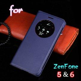 Pouzdro pro ASUS Zenfone 5 Asus ZenFone 6, view window, PU kůže