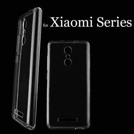 Pouzdro pro Xiaomi Mi5S Plus Mi5 Mi4 4S 4C Redmi 3 3S 3X Redmi Note 2 3 4 Pro Prime MIX, silikon TPU