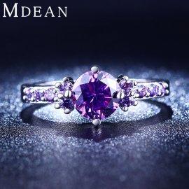 Prsten CZ Diamond Jewelry Engagement Bague Bijoux Wedding Accessories MSR199