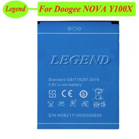 Baterie pro Doogee Y100X, DOOGEE NOVA Y100X, 2200mAh
