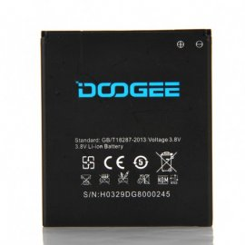 Battery for DOOGEE DG800, 2000mAh, original / FREE Shipping!