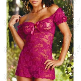 Evening / Party Special Lace Purity Semi-sheer Sex Sexy Lingerie