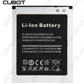 Originální baterie CUBOT X6 3.7V 2200mAh Li-ion