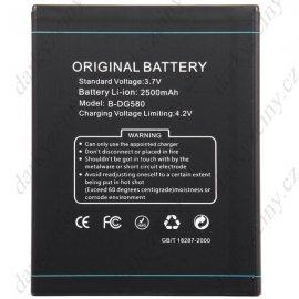 Originální baterie pro DOOGEE DG580 3.7V 2500mAh Li-ion