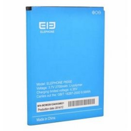 Baterie pro Elephone P6000 Elephone P6000 PRO, 2700mAh, original