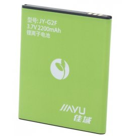 Battery for JIAYU F1 F1W G2, 2200mAh, original