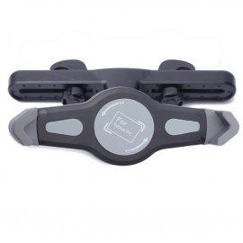 """Držák do auta pro Tablety 7""""-10.1"""" univerzální / polohovatelný / na opěrku hlavy pro GPS, MP5, iPad, Samsung, 20-33cm"""