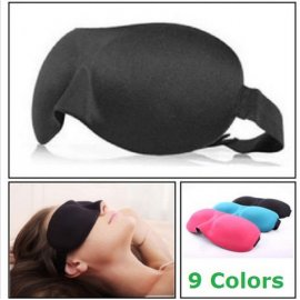 2 x Night Eye Mask, very soft and pleasant (2pcs)