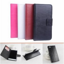 Case for CUBOT X11, flip, stand, PU leather