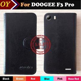 Puzdro pre DOOGEE F3 F3 PRO, flip, magnet, peňaženka, PU kože