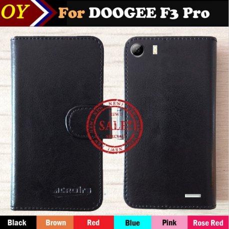 Pouzdro pro DOOGEE F3 F3 PRO, flip, magnet, peněženka, PU kůže