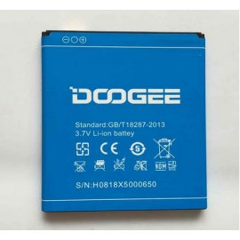 Battery for DOOGEE X5 DOOGEE X5 PRO DOOGEE X5, 2400mAh, original