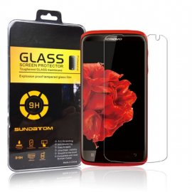 Tempered glass for Lenovo S820, Tempered Glass 2.5D, 9H anti-explosion