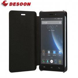 Case for DOOGEE X5 DOOGEE X5 FOR DOOGEE X5S, flip, PU leather, ORIGINAL