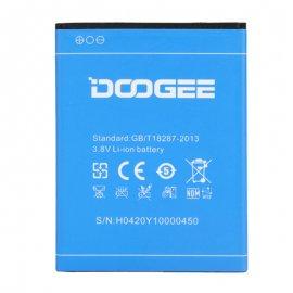 Baterie pro DOOGEE Valencia 2 Y100 PRO, 2200mAh, original /Poštovné ZDARMA!