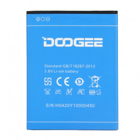 Baterie pro DOOGEE Y100 PRO, 2200mAh, original