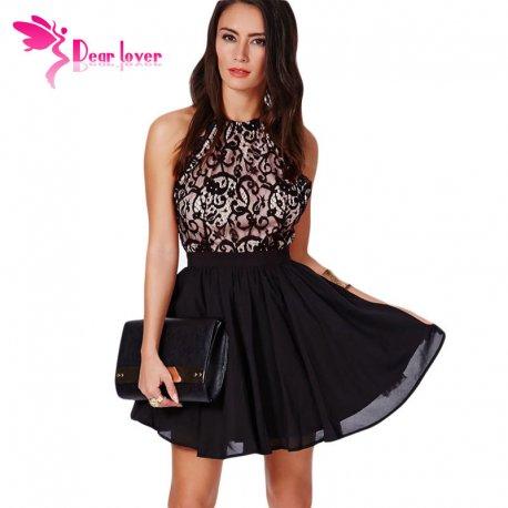 Dámské šaty Dear Lover LC21573