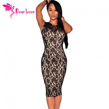 Dámské šaty Dear Lover LC6974