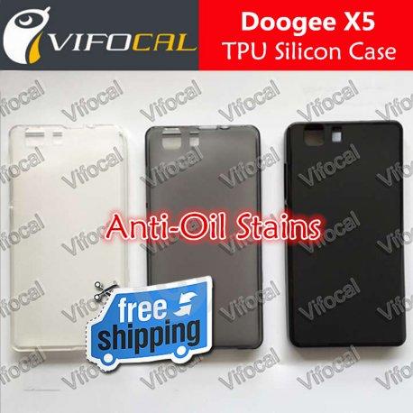 Silikonové pouzdro pro DOOGEE X5 / DOOGEE X5 PRO