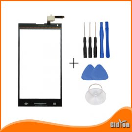 Náhradní sklo s dotykovou vrstvou + rámeček pro Doogee Dagger DG550 Doogee DG550 + nástroje