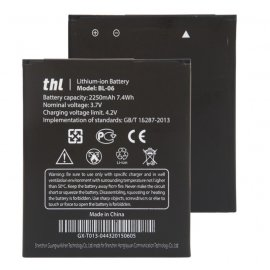 Baterie pro ThL T6 THL T6S THL T6C THL T6 Pro 2250mAh, BL-06, original /Poštovné ZDARMA!
