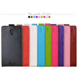 Case for Lenovo S660, flip, magnet, PU leather
