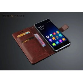 Pouzdro pro Xiaomi Hongmi Redmi Note 2, flip, stojánek, magnet, PU kůže