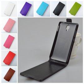 Puzdro pre Xiaomi Mi4, flip, magnet, PU kože