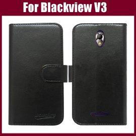 Puzdro pre Blackview V3, flip, magnet, peňaženka, PU kože