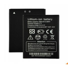 Battery for THL W100 THL W100S, 1800mAh, original
