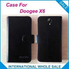 Pouzdro pro Doogee X6, flip, magnet, peněženka, PU kůže