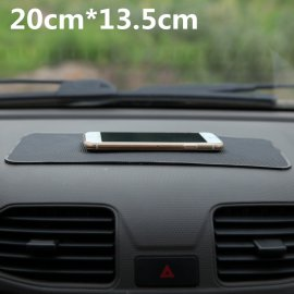 Anti-slip car mat, silicone, 20x13,5cm