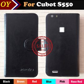 Pouzdro pro Cubot S550, flip, magnet, peněženka, PU kůže