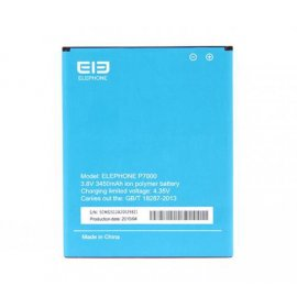 Battery for Elephone P7000, 3450mAh, original