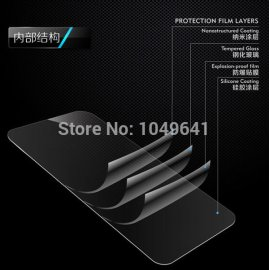 Tvrzené sklo pro Acer Liquid Z500, Tempered glass 9H, Anti explosion