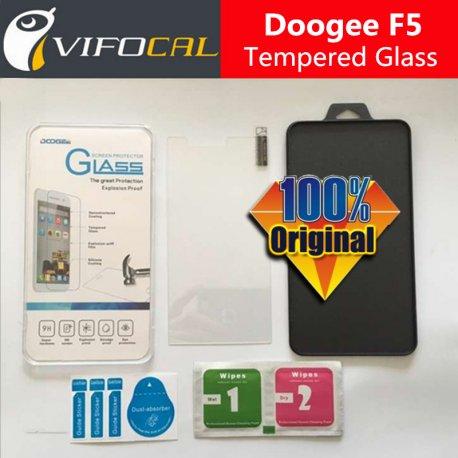Tvrzené sklo pro DOOGEE F5, Tempered glass, Scrath-proof Steel Film, Original