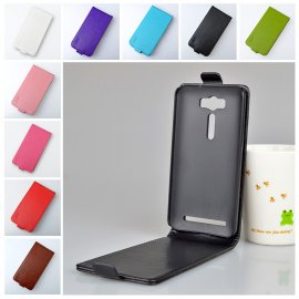 Case for ASUS Zenfone 2 Laser ZE500KL ZE500KG, flip, magnet, PU leather