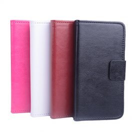 Case for DOOGEE NOVA Y100X, flip, wallet, stand, PU leather