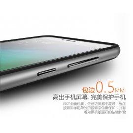 Pouzdro pro Xiaomi Redmi 3, PC + TPU s rámečkem, iPaky