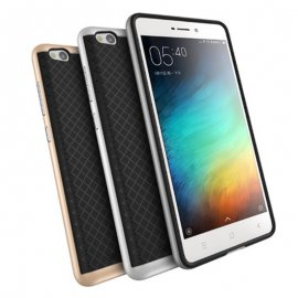 Case for Xiaomi Redmi 3, PC + TPU with frame, iPaks