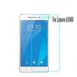 Tempered glass for Lenovo A5000, Tempered glass 9H, Anti explosion