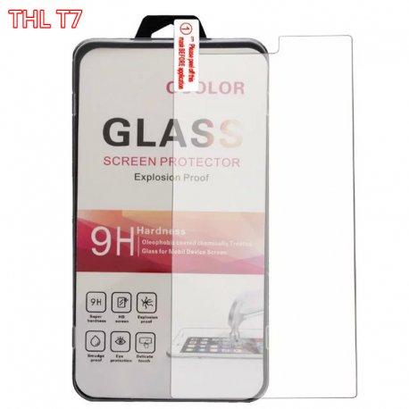 Tvrzené sklo pro THL T7, Tempered glass 9H, Anti explosion, original