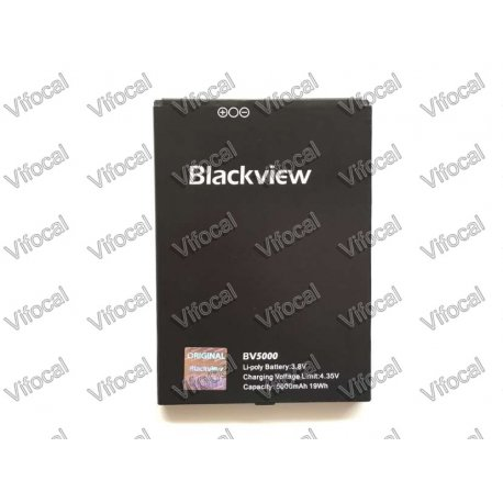 Baterie pro Blackview BV5000, 5000mAh, Original