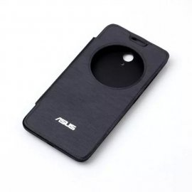 Asus Zenfone Go ZC500TG case, flip, view window, sleep wake, PU leather