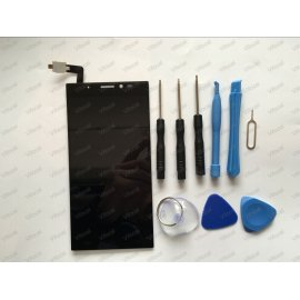 LCD screen for Doogee F5 LCD + touch screen digitizer + frame