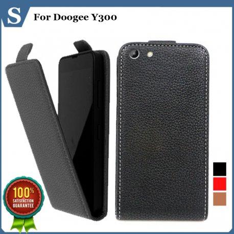 Pouzdro pro DOOGEE Y300, flip, peněženka, PU kůže