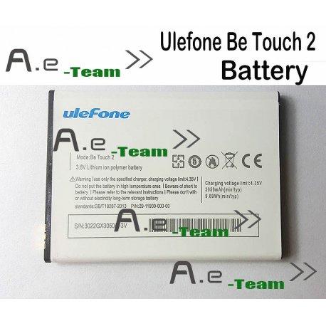 Baterie pro Ulefone Be Touch 2, 3050mAh, original